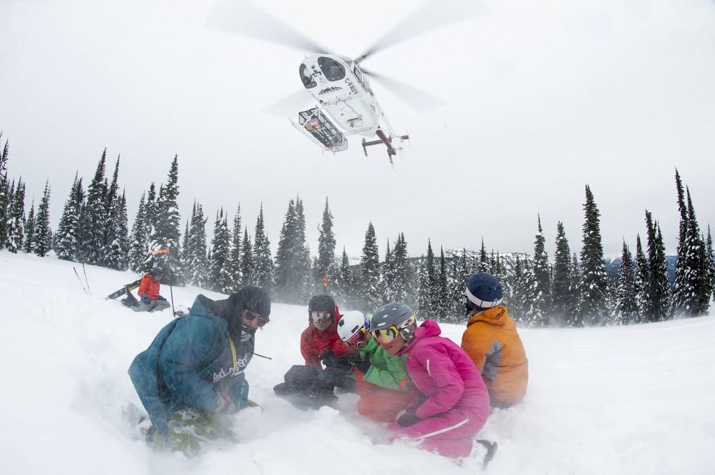 50 - Kingfisher heli ski