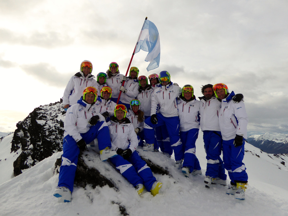 Argentinian Flag and Team GB