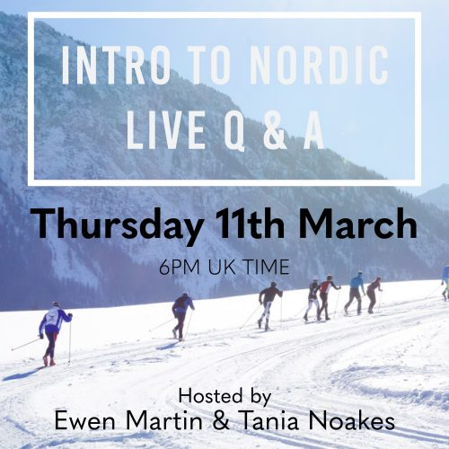 Intro to Nordic Q&A